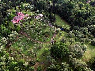 Villa in Triklino Estate