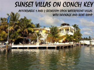 Sunset Villas On Conch Key, 1-Bedroom, The Crow's Nest