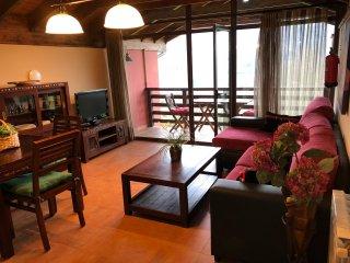 El Llugar 2, relax y descando, ideal para familias al lado de cangas de Onís