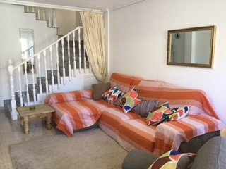 3 bedroom refurbished townhouse close to the Mar Menor
