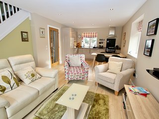 Delightful holiday cottage in Fowey, Cornwall