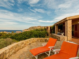 House Quarzo with amazing sea view and 100 mt. far from the sea