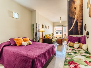 Al Golpito Beach & City Apartment. Céntrico, luminoso y acogedor. Playa a 1min.