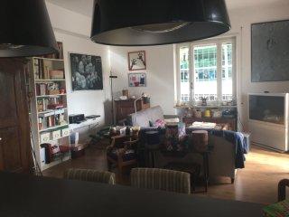 Milvio bridge apartment