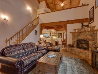 Tallac Lodge (ZC187) Luxury Home in Quiet Lakefront Community