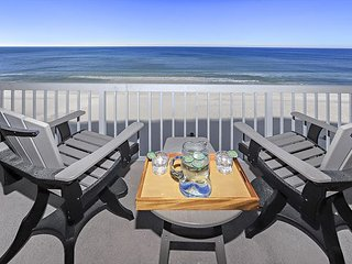 UNIT 902 OPEN 3/10-17 NOW ONLY $1042 TOTAL! NEW PAINT & DECOR! BEACH SRV INC!