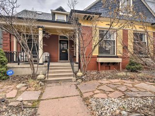 NEW! 2BR 'Cheesman Cottage' in the Heart of Denver