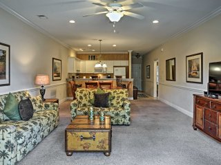 NEW 3BR Murrells Inlet Condo Under 1 Mi. to Beach!