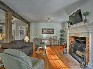 NEW-Remodeled 5BR Dorset Home -5 Acres, Pond&Views