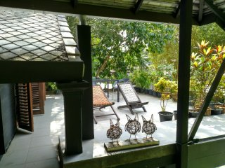 Standard villa with rivate wing at Baan suan residence