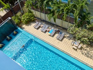 Prime Suites,luxury central Pattaya apartment.