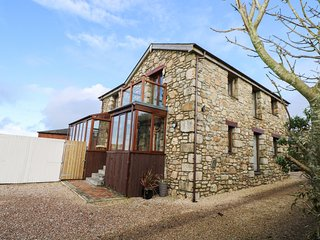 AVALON STABLES, luxury barn conversion, en-suite bedrooms, incredible views
