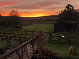 The Stables at Whites Dairy House, Piddlehinton, Dorset sleeps 7