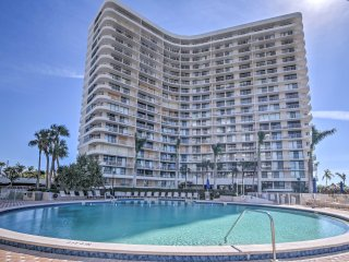 NEW! Gulf Front 2BR Marco Island Condo w/Views!