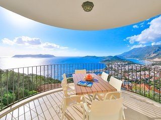Seaview Panorama Apartment, Kas