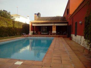 chalet en Valencina  junto a Sevilla