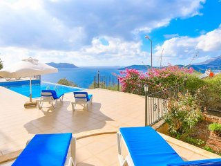 Seaview Manzara Apartment, Kas