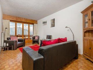 2 bedroom Apartment in La Tzoumaz, Valais, Switzerland : ref 5565838