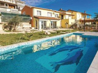 4 bedroom Villa in Pobri, Primorsko-Goranska Zupanija, Croatia : ref 5565124