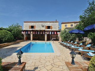 3 bedroom Villa in Petrovija, Istria, Croatia : ref 5564676