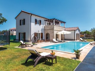 4 bedroom Villa in Jursici, Istria, Croatia : ref 5564541