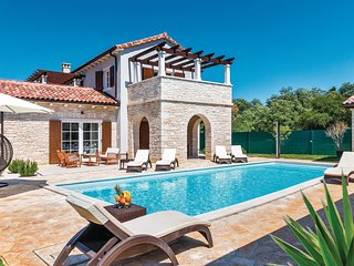 4 bedroom Villa in Juršići, Istria, Croatia : ref 5564534