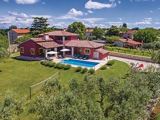 7 bedroom Villa in Juršići, Istria, Croatia : ref 5564511