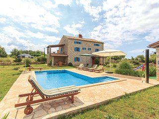 4 bedroom Villa in Krnjaloza, Istria, Croatia : ref 5564505