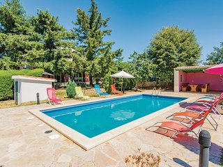 6 bedroom Villa in Sveti Petar u Sumi, Istria, Croatia : ref 5564490