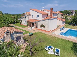 4 bedroom Villa in Sveti Lovrec Pazenaticki, Croatia - 5564485