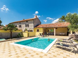 5 bedroom Villa in Juršići, Istria, Croatia : ref 5564467