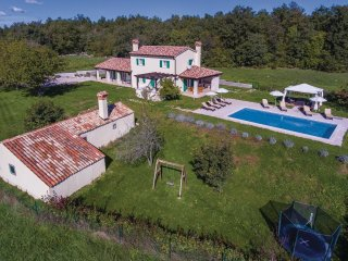 4 bedroom Villa in Veli Turini, Istria, Croatia : ref 5564337