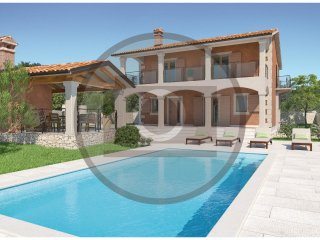 3 bedroom Villa in Skitaca, Istria, Croatia : ref 5564325