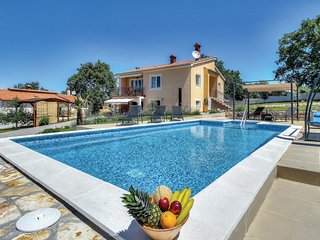 4 bedroom Villa in Radmani, Istria, Croatia : ref 5564256