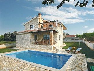 3 bedroom Villa in Marasi, Istria, Croatia : ref 5564228