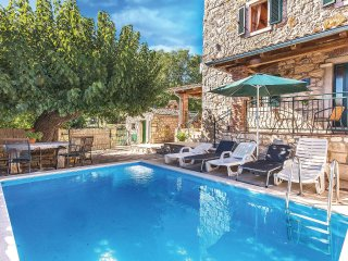 4 bedroom Villa in Fuškulin, Istria, Croatia : ref 5564226