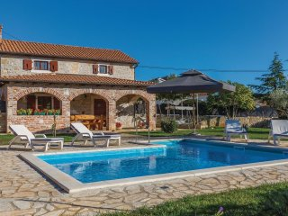 2 bedroom Villa in Košinožići, Istria, Croatia : ref 5564224