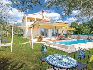 3 bedroom Villa in Marasi, Istria, Croatia : ref 5564239