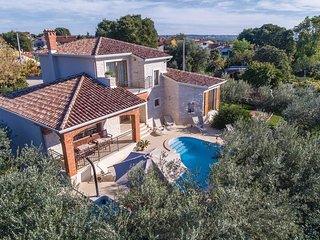 4 bedroom Villa in Vabriga, Istria, Croatia : ref 5564235