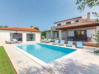 4 bedroom Villa in Vodnjan, Istria, Croatia : ref 5564051