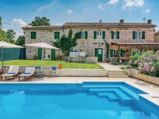 4 bedroom Villa in Basici, Istria, Croatia : ref 5564048