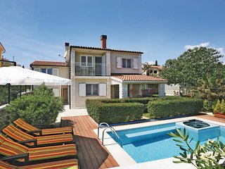4 bedroom Villa in Premantura, Istria, Croatia : ref 5563941