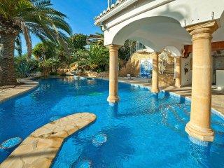 5 bedroom Villa in Xabia, Valencia, Spain : ref 5561131