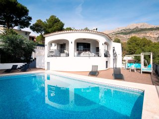 4 bedroom Villa in Altea la Vella, Valencia, Spain : ref 5561107
