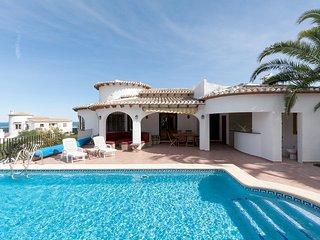5 bedroom Villa in Monte Pego, Valencia, Spain : ref 5561103