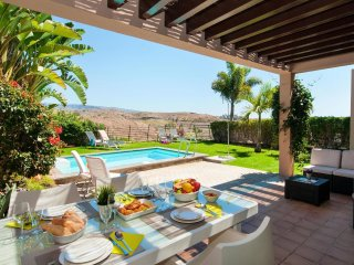 2 bedroom Apartment in El Salobre, Canary Islands, Spain : ref 5561030