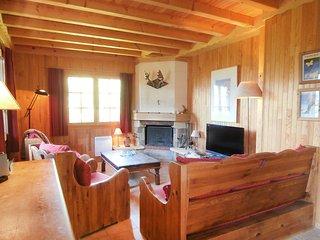5 bedroom Villa in Saint-Gervais-les-Bains, Auvergne-Rhône-Alpes, France : ref 5