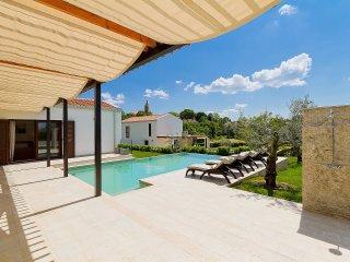 4 bedroom Villa in Sveti Petar u Šumi, Istria, Croatia : ref 5560522