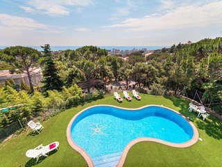7 bedroom Villa in Castell-Platja d'Aro, Catalonia, Spain : ref 5560317