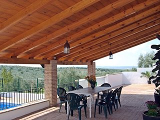 4 bedroom Villa in Riofrio, Andalusia, Spain : ref 5560168